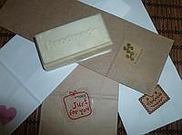 Пакеты для упаковки мыла