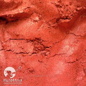 Пигмент перламутровый Винно Красный / 10 гр.