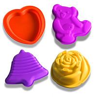 Формы силиконовые для мыла одинарные