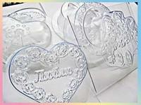 Пластиковые формы разные