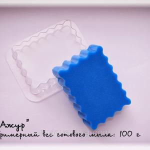 Пластиковая форма, базовая Ажур
