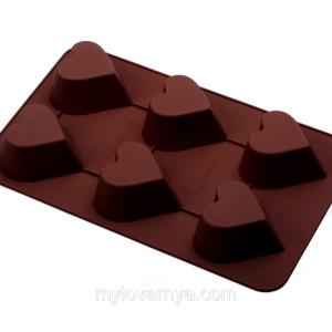 Форма силиконовая для мыла