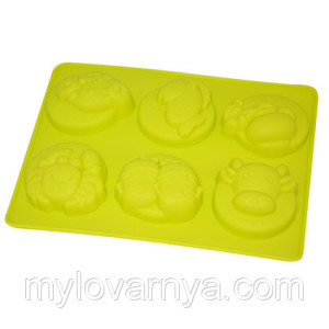 Форма силиконовая для мыла, конфет