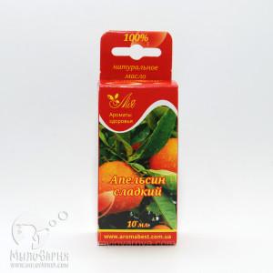 Эфирное масло Апельсин Сладкий, 5 мл. / 10 мл.