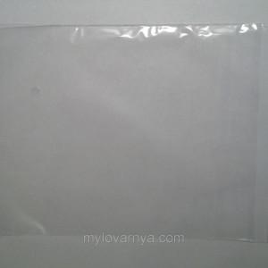 Пакет прозрачный 15*20 см с липкой лентой