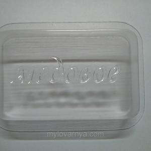 Пластиковая форма Мыло-штамп «Медовое»