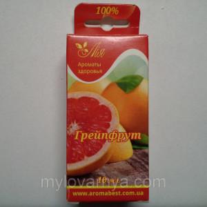 Эфирное масло Грейпфрут, 5 мл. / 10 мл.