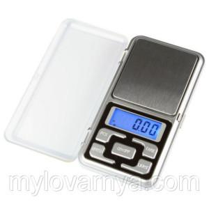 Весы электронные, ювелирные, карманные от 0,01г. до 200 г.