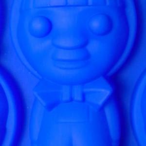 Форма силиконовая для мыловарения|11,5х5,5х2 см.